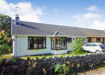 Thumbnail 2 bed semi-detached bungalow for sale in Bishopston Road, Bishopston, Swansea
