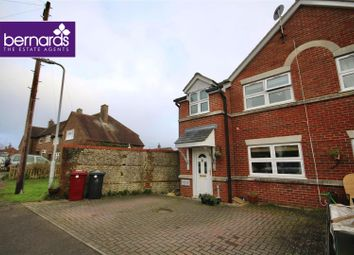 Thumbnail 3 bed end terrace house to rent in Covington Road, Emsworth