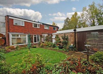 Thumbnail 3 bed end terrace house for sale in Pembridge Close, Redditch
