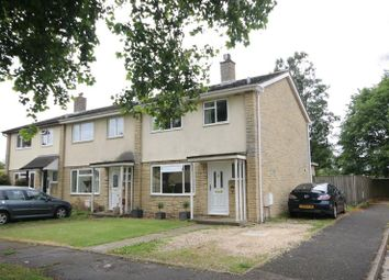Thumbnail 3 bed end terrace house for sale in St. Giles, Bletchingdon, Kidlington
