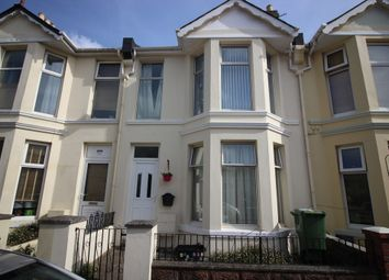 Thumbnail 4 bed terraced house for sale in Windermere Road, Torquay