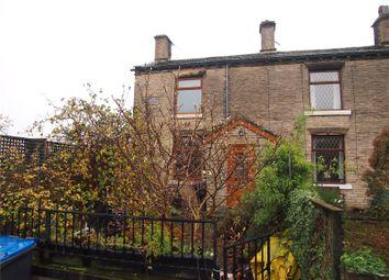 Thumbnail 1 bedroom terraced house for sale in Bentley Street, Wyke, Bradford, West Yorkshire