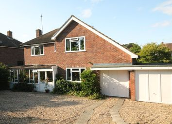 Thumbnail 4 bed detached house for sale in Speen Lane, Newbury