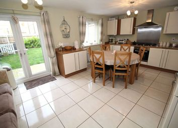 Thumbnail 4 bed detached house for sale in Oliver Close, Kempston, Bedford