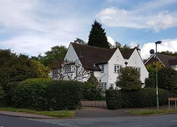 Thumbnail 5 bed detached house for sale in Featherston Road, Streetly, Sutton Coldfield