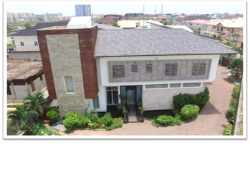 Thumbnail 6 bed detached house for sale in Lekki Phase 1, Lagos, Nigeria