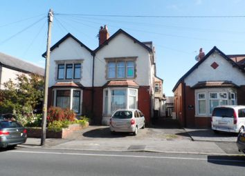 Thumbnail Commercial property for sale in Hornby Road, Blackpool