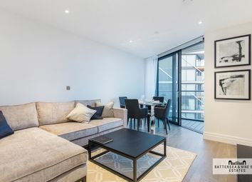 Thumbnail 2 bed flat to rent in Kirtling Street, London