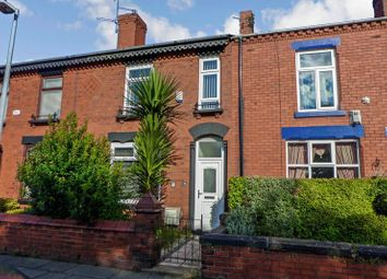 2 bed terraced house to rent in St. Marys Road, Worsley, Manchester M28