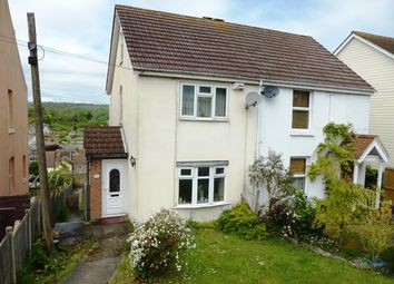 Thumbnail 3 bed semi-detached house for sale in Hardwicke Road, Dover