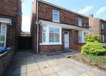 Thumbnail 3 bed semi-detached house for sale in St. Johns Road, Huyton, Liverpool