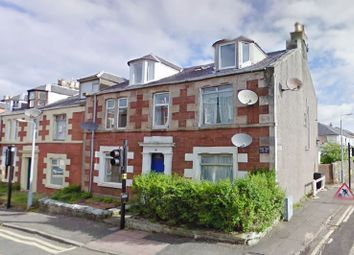 Thumbnail 1 bed flat for sale in 109, Nelson Street, Flat 0-2, Largs KA309Jf