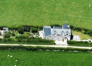Thumbnail 3 bed detached house for sale in Chwilog, Pwllheli, Gwynedd