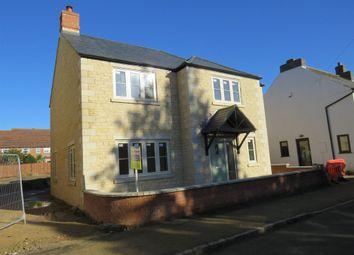 Thumbnail 4 bedroom detached house for sale in Chapel Street, Warmington, Peterborough