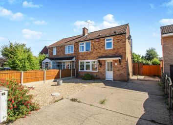 Thumbnail 3 bed semi-detached house for sale in Lewiston Road, Derby
