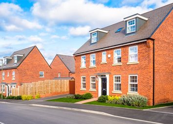 "Thumbnail 5 bedroom detached house for sale in ""Buckingham"" at Wellfield Way, Whitchurch"