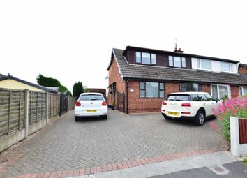 Thumbnail 4 bed semi-detached house for sale in Bryning Lane, Newton, Preston
