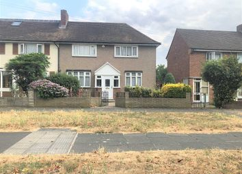 Thumbnail 3 bed semi-detached house to rent in Rush Green Road, Rush Green, Romford