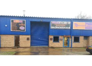 Thumbnail Warehouse for sale in Charter Street, Leicester