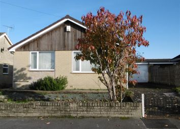 Thumbnail 3 bed bungalow for sale in Greystones Road, Gainsborough