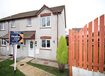 Thumbnail 3 bed semi-detached house to rent in The Meadows, St. Dennis, St. Austell