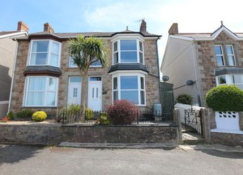 Thumbnail 5 bed semi-detached house for sale in Atlantic Terrace, Camborne