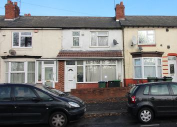Thumbnail 3 bed terraced house for sale in Birmingham Road, Oldbury