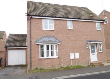 Thumbnail 3 bed detached house for sale in Langridge Circle, Watlington