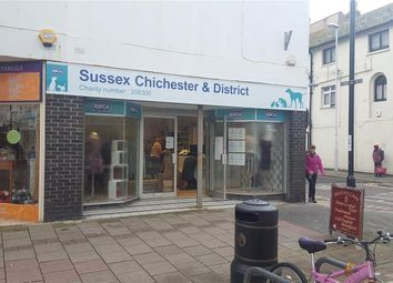 Thumbnail Retail premises for sale in Montague Street, Worthing, West Sussex