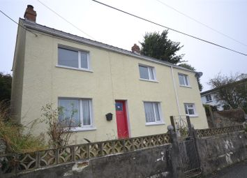 Thumbnail 3 bed detached house for sale in Burgage Green Road, St. Ishmaels, Haverfordwest