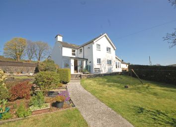 Thumbnail 4 bed detached house for sale in Penegoes, Machynlleth