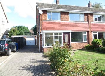 Thumbnail 3 bed semi-detached house to rent in Beechdale, Cottingham