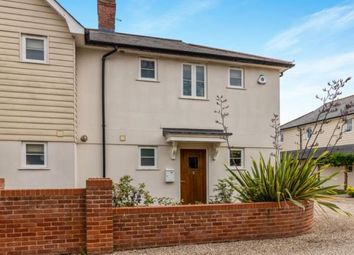 Thumbnail 2 bed mews house for sale in Cambridge Road, Stansted, Essex