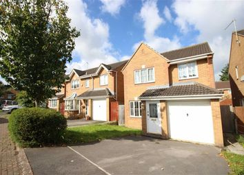 Thumbnail 3 bedroom detached house for sale in Beacon Close, Rushy Platt, Swindon