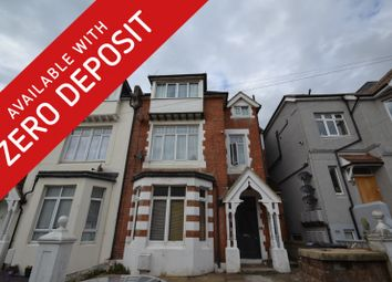 Thumbnail 2 bed flat to rent in Everlsey Road, Bexhill-On-Sea