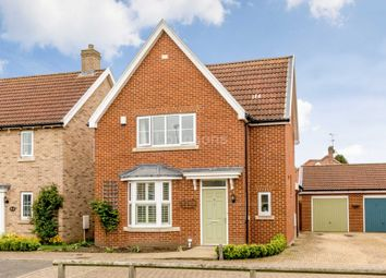 3 bed detached house for sale in Admiral Wilson Way, Swaffham PE37