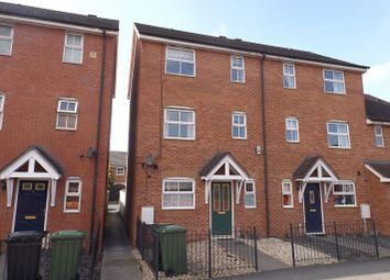 Thumbnail 4 bedroom terraced house to rent in Railway View, Barrs Court Road, Hereford.