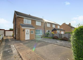 Thumbnail 3 bed semi-detached house for sale in Eastcliffe Avenue, Gedling, Nottingham