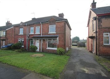 Thumbnail 3 bed semi-detached house to rent in Pine Avenue, New Ollerton, Newark, Nottinghamshire