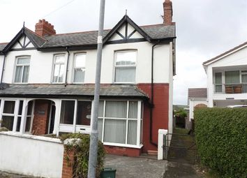 Thumbnail 3 bed end terrace house for sale in Penparcau Road, Penparcau, Aberystwyth