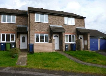 Thumbnail 2 bed terraced house for sale in Eaton Socon, St Neots, Cambridgeshire