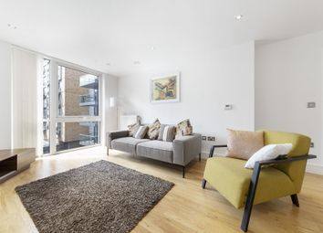 Thumbnail 2 bed flat to rent in Canary View, 23 Dowells Street, Greenwich, London