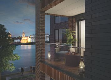 Thumbnail 2 bedroom flat for sale in Calders Wharf, London