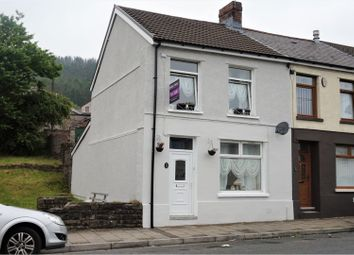 Thumbnail 3 bed end terrace house for sale in Maerdy Road, Ferndale