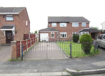 Thumbnail 3 bedroom semi-detached house for sale in Chudleigh Close, Liverpool