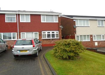 Thumbnail 4 bed semi-detached house for sale in Westacre Gardens, Birmingham