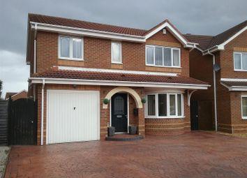Thumbnail 4 bedroom detached house to rent in Hedingham Road, Leegomery, Telford