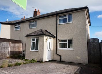 Thumbnail 3 bed semi-detached house for sale in Eighth Avenue, Llay