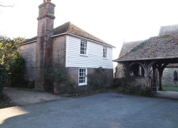 Thumbnail 3 bed cottage to rent in Church Street, Old Heathfield, Heathfield