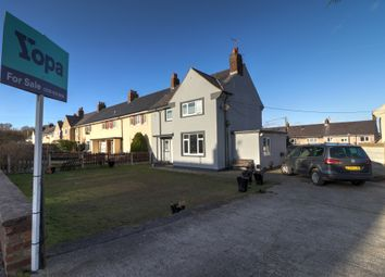 Thumbnail 3 bed end terrace house for sale in Y Dreflan, Mostyn, Holywell